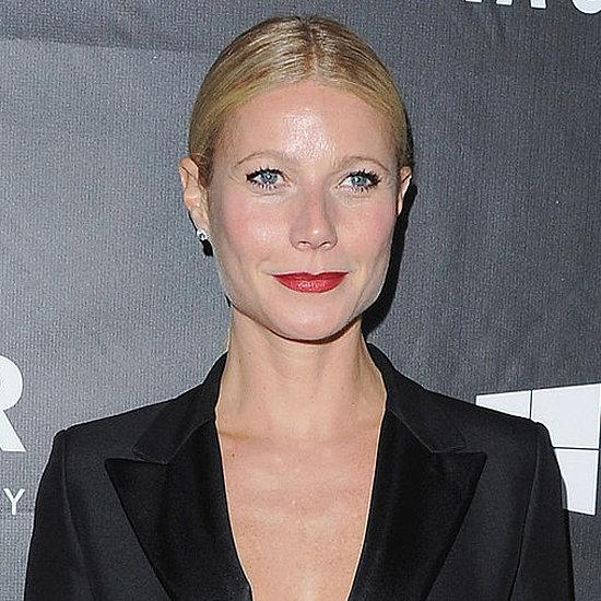 Gwyneth Paltrow at the 2014 amfAR Inspiration Gala LA