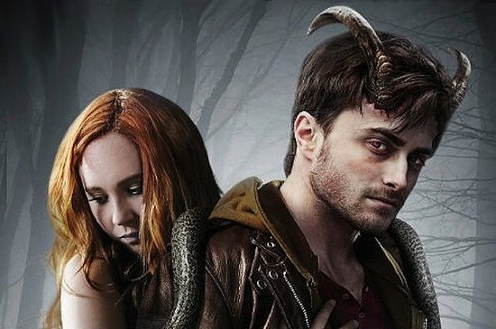 """Daniel Radcliffe And Juno Temple Play A Game Of """"Would You Ever?"""""""