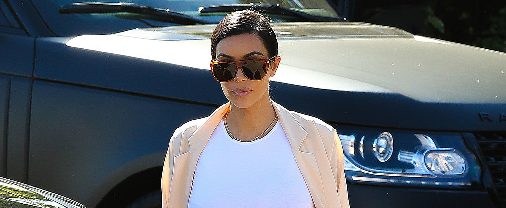 Did Kim Kardashian Just Announce Her Second Pregnancy?