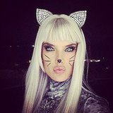 Celebrity Halloween Instagram Pictures 2014