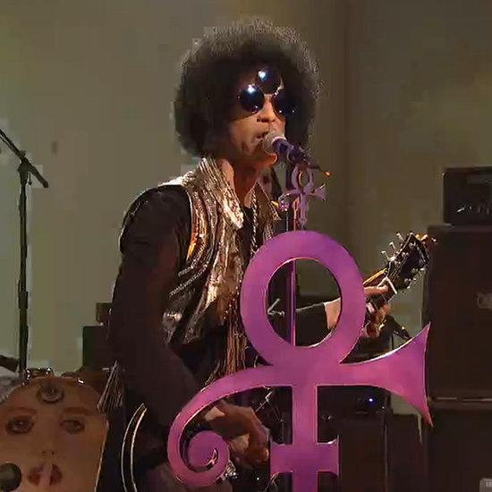 Prince Performs on Saturday Night Live 2014