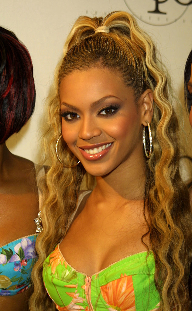 pictures of beyonce over the years popsugar celebrity