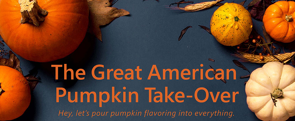 How People Really Feel About Pumpkin Beer, Pie, Lattes, and More
