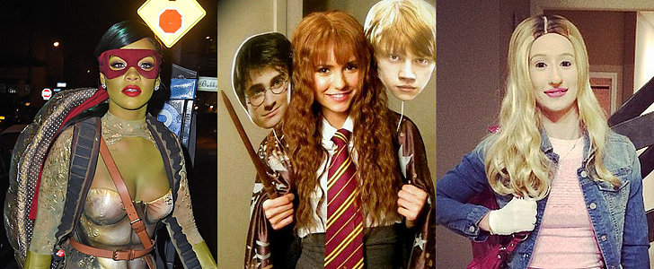 The 33 Best Celebrity Halloween Costumes, Ever