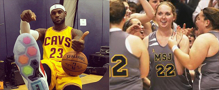Even LeBron James Thinks This Cancer-Stricken College Player Is an MVP