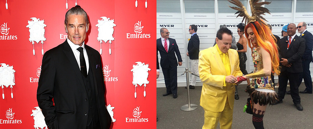 The Most Interesting and Random Things at the 2014 Melbourne Cup