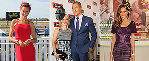 Giddy Up! Must-See Celebrity Pictures From the 2014 Melbourne Cup