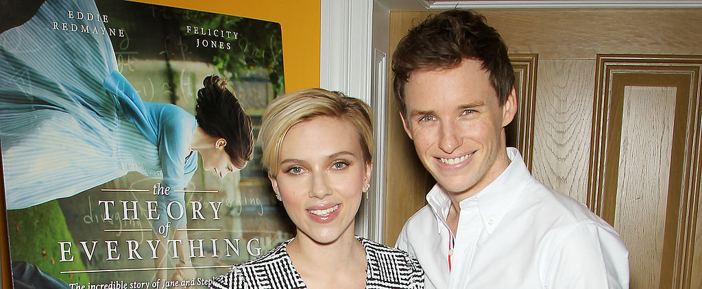 Scarlett Johansson Looks Pretty Much Perfect at Her First Postbaby Event