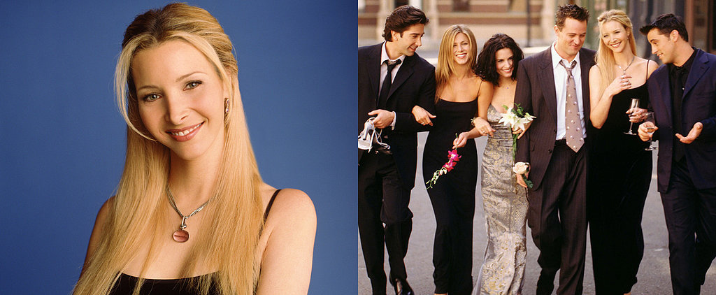 14 Awesome Behind-the-Scenes Friends Facts Lisa Kudrow Just Shared