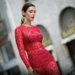 The Best Red Party Dresses For Christmas