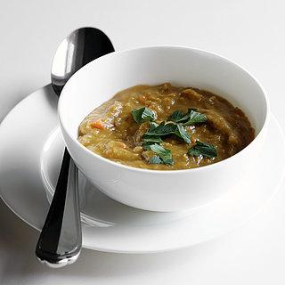 Slow-Cooker Split Pea Soup Recipe