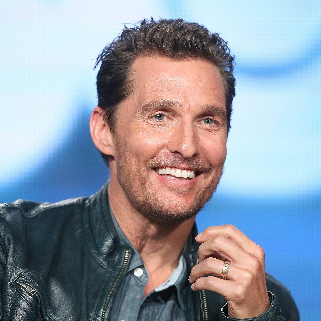 Celebrities Doing Impressions of Matthew McConaughey ...