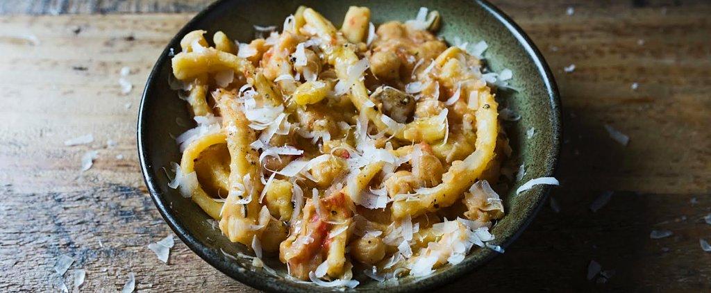 An Italian Staple: Pasta e Cece (Pasta With Chickpeas)