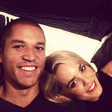 Blake Garvey And Louise Pillidge Relationship Instagram Pics