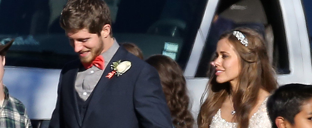 See Jessa Duggar's Wedding Pictures!