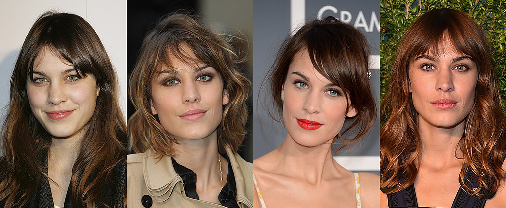 Alexa Chung's Beauty Evolution Is Timeless