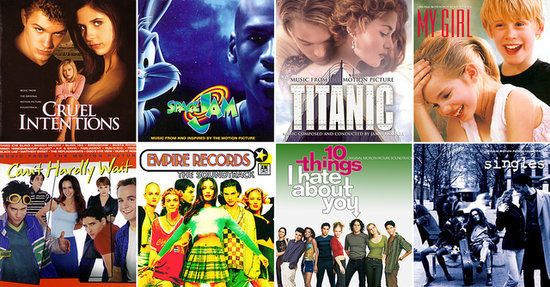 29 Essential '90s Movie Soundtracks