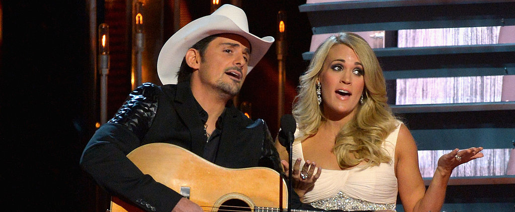 Carrie and Brad's Most Awkward CMA Awards Moments