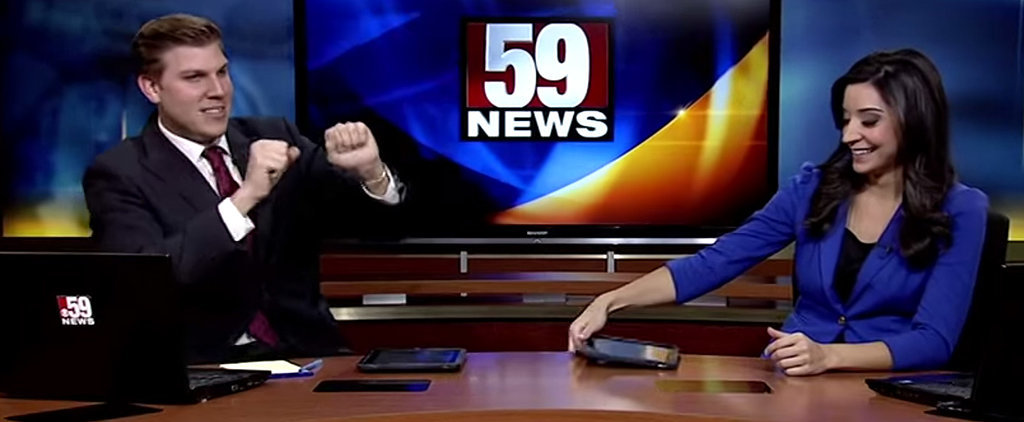 This News Anchor Dancing to TI Might Be the Best Thing You'll See Today
