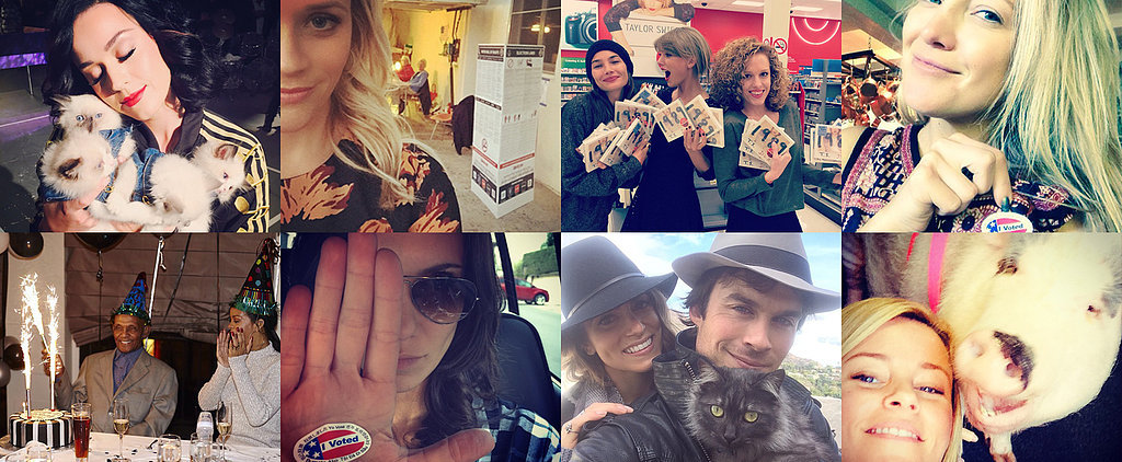 Celebrity Candids You Don't Want to Miss This Week