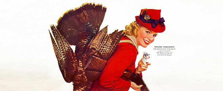 14 Thanksgiving Tips For Ladies From Vintage Ads