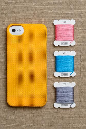 Leese Design iPhonCross Stitch Case