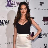 Nicole Trunfio Is Pregnant and Engaged, Baby Bump Pictures