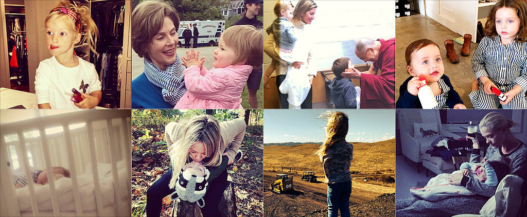 Jessica, Maria, Gisele, and More Shared the Sweetest Snaps of Their Tots This Week!