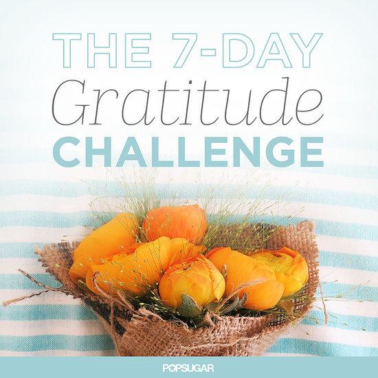 7-Day Gratitude Challenge