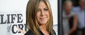 Jennifer Aniston Strips Down Like Never Before