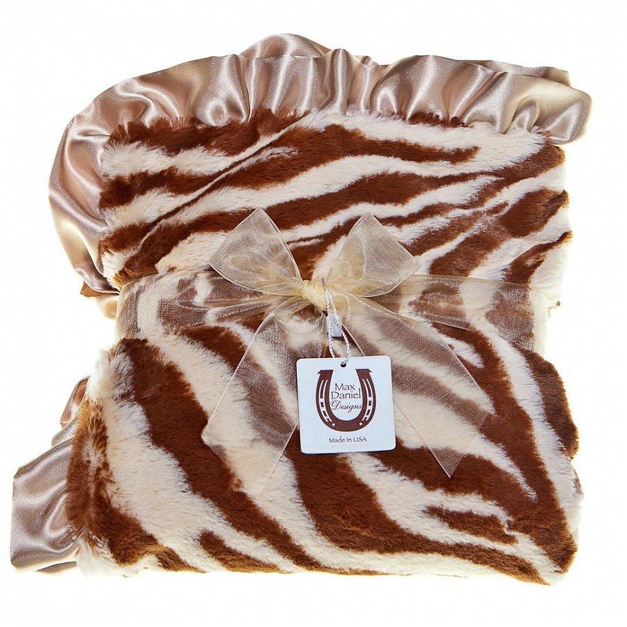 Max Daniel Baby Blanket