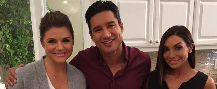 Time to Obsess Over This Sweet Saved by the Bell Reunion