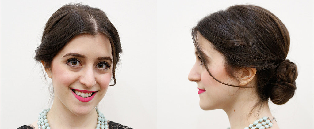 The Quick Date-Night Updo You Can Pull Off in 15 Minutes