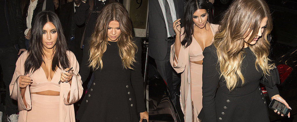 Khloé Is Just as Addicted to Kim's iPhone Game as You Are