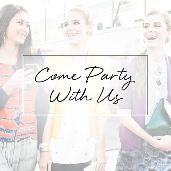 Come Party With Us!