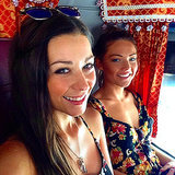Sam Frost and Lisa Hyde Vietnam Holiday Pictures