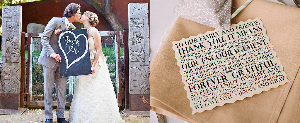 8 Festive Ideas For a Thanksgiving-Inspired Wedding