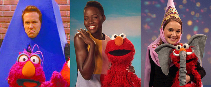 Sesame Street Cameos to Make You Feel Like a Kid Again