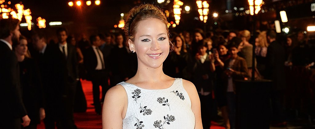 Jennifer Lawrence Is Owning the Mockingjay Red Carpet