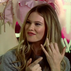 Behati Prinsloo and Adam Levine Get Engagement Tattoos