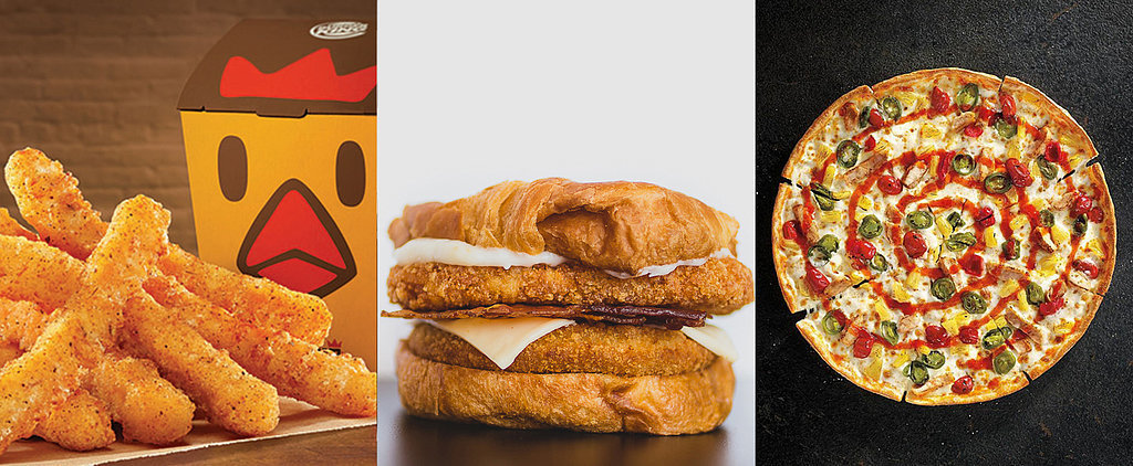 Got the Munchies? 18 Crazy Fast-Food Items You Need to Try