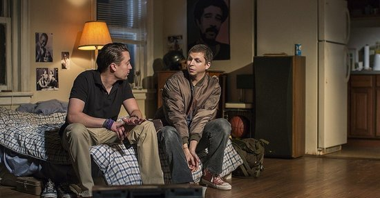 """An Interview With Michael Cera And Kieran Culkin As They Play """"Mario Kart"""""""