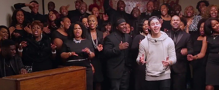 "This Gospel Version of Nick Jonas's ""Jealous"" Is Definitely Worth Praising"