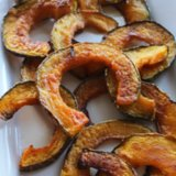 Healthy Pumpkin Fries