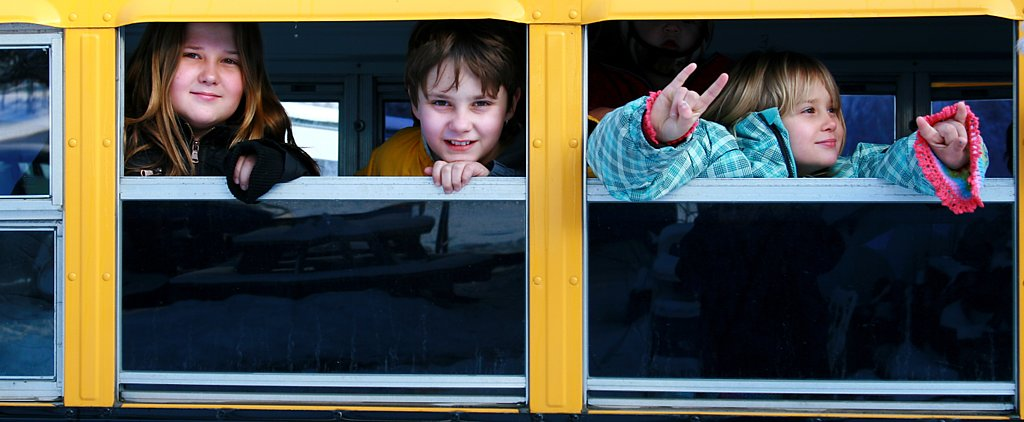 The 12 Stages of Your Child's First Field Trip
