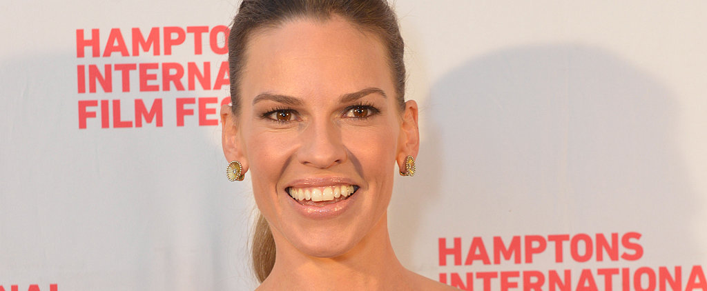 Hilary Swank Dishes on Her Surprising Tommy Lee Jones Sex Scene