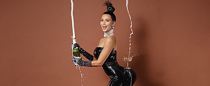 Kim Kardashian Konfirms It: 2014 Is the Year of the Booty