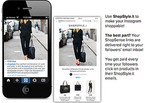 ShopStyle.it for Instagram