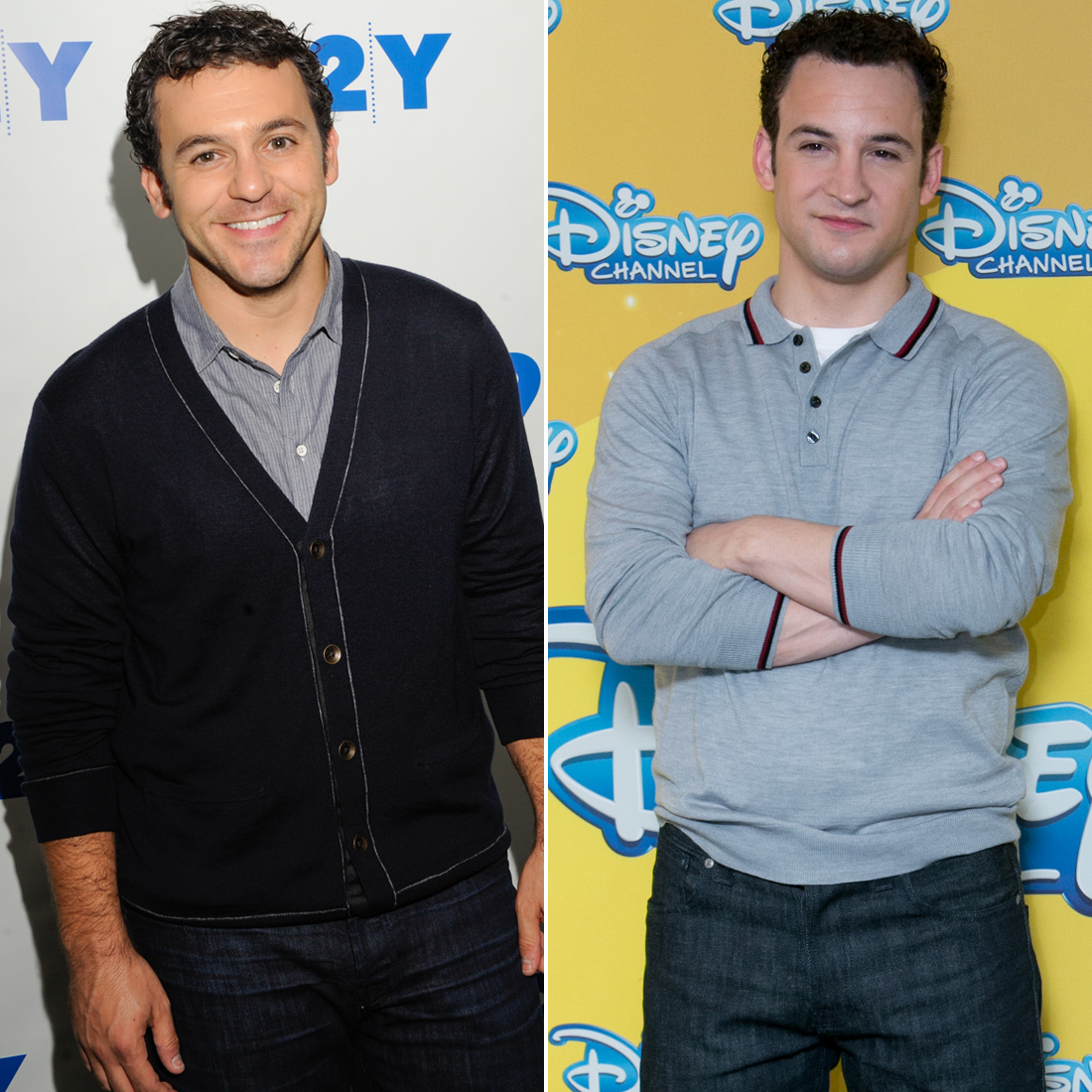 Fred and Ben SavageBen And Fred Savage 2013