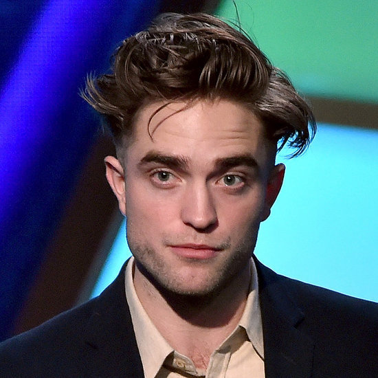 Robert Pattinson at the Hollywood Film Awards 2014 Pictures